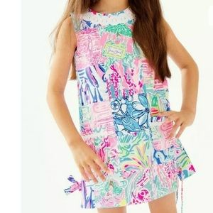 Lilly Pulitzer classic shift dress sz 8 NWT